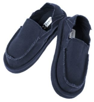 Crazy 8 Slip-On Canvas Beach Shoe