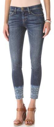 Current/Elliott The Cutoff Stiletto Jeans