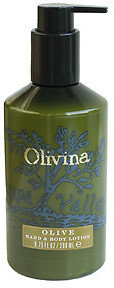 Olivina Hand & Body Lotion, Classic Olive