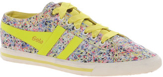 Gola Liberty Quota Melly Yellow Sneakers