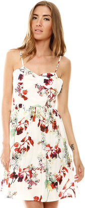 Aryeh Floral Cotton Dress