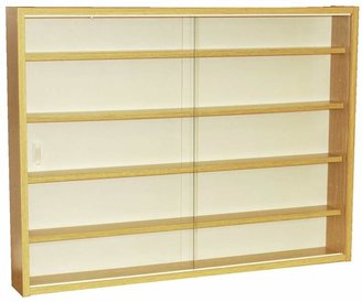 Deco 2 Glass Door Display Cabinet