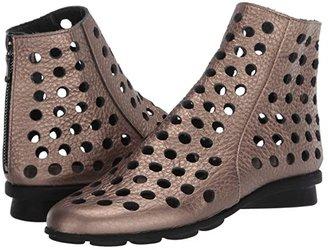 Arche Dato (Moon) Women's Zip Boots