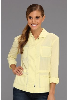 The North Face L/S Betasso Shirt (Chiffon Yellow) - Apparel