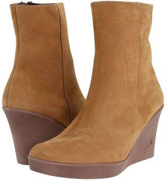 Audjie Arielle Ankle Boot (Light Brown) - Footwear