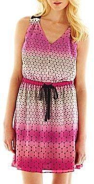 JCPenney I 'Heart' Ronson® Blouson Dress