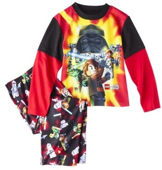 Star Wars Boys' 2-Piece Long-Sleeve Pajama Set