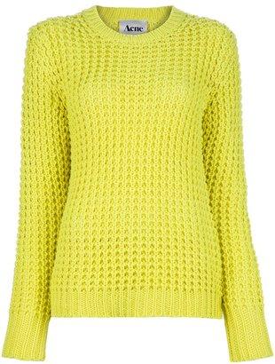 Acne 'Lina Pinapple' Sweater
