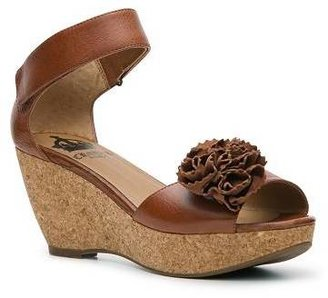 Crown Vintage Yuma Wedge Sandal