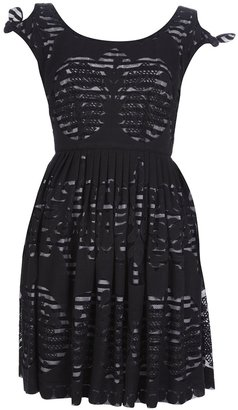 Anna Sui 'Arabesque' lace dress