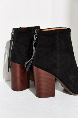 Jeffrey Campbell Suede Rumble Boot