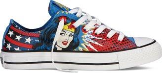 Converse All Star DC Comics- Wonder Woman