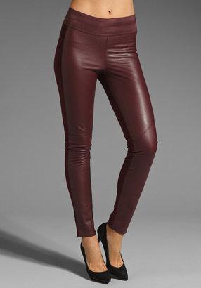 Paige Paloma Leather Legging