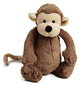 Jellycat Bashful Medium Monkey - 12