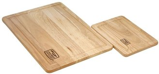 Chicago Cutlery woodworks 2-pc. cutting board set
