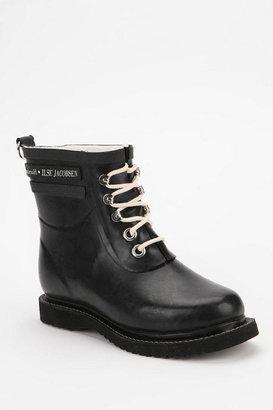 Ilse Jacobsen Short Lace-Up Rain Boot