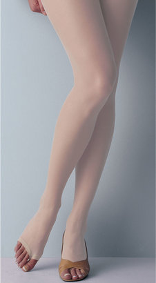 JCPenney Sheer Caress™ 3-pk. Toeless Pantyhose