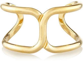 Chloé Marcie gold-plated cuff