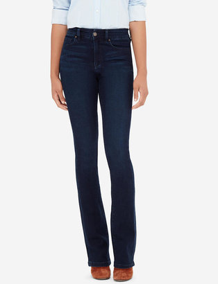 The Limited High Waisted Slim Bootcut Jeans