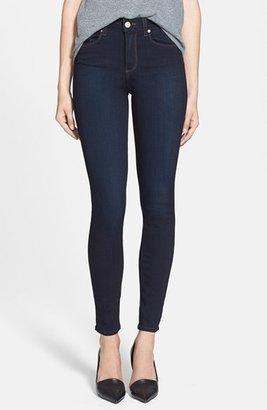 Women's Paige Transcend - Hoxton High Waist Ultra Skinny Jeans $179 thestylecure.com