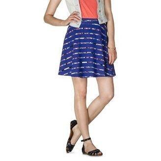 B.L.U.E. Junior's Skater Skirt