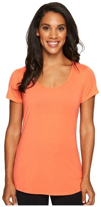 Lucy - S/S Workout Tee Women's Workout $39 thestylecure.com