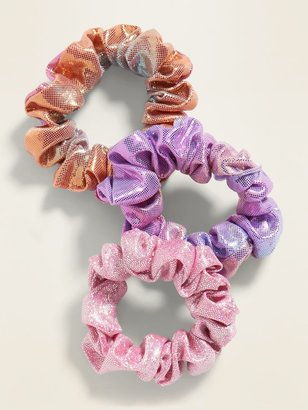 Old Navy Sparkle Scrunchie 3-Pack for Girls
