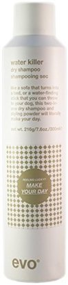 Evo Water Killer Dry Shampoo, 7.6 Ounce $32.95 thestylecure.com