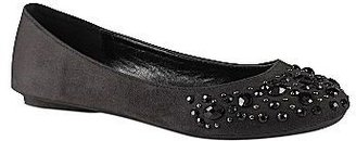 Call it SPRING Call It SpringTM Drabolas Embellished Faux-Suede Flats