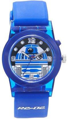 Star Wars watch - kids' r2d2 light-up