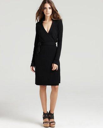 """Diane von Furstenberg Jeanne"""" Wrap Dress"""