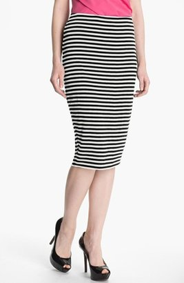 Vince Camuto Midi Tube Skirt (Regular & Petite)