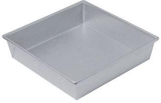 "9"" Square Aluminized Steel Cake Pan"