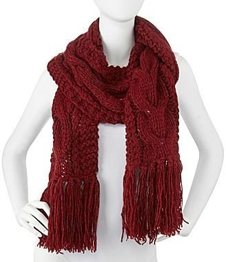 JCPenney Lobster Claw Scarf