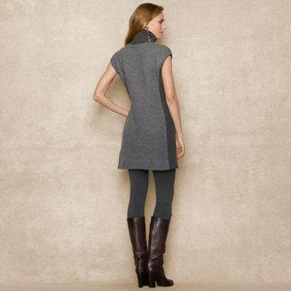 Ralph Lauren Blue Label Turtleneck Sweater Dress