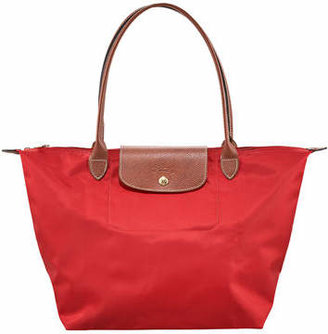 Longchamp Le Pliage Large Monogram Shoulder Tote Bag $145 thestylecure.com