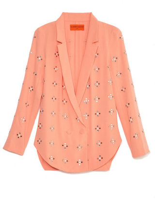 Clover Canyon Rhinestone Jacket