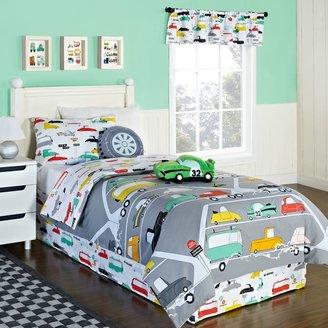 Kas Kids Road Train Duvet Cover Set