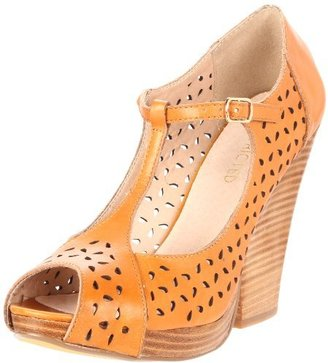Restricted Women's Paula Peep-Toe Pump