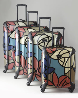 Tumi Deco Floral Vapor Luggage Collection