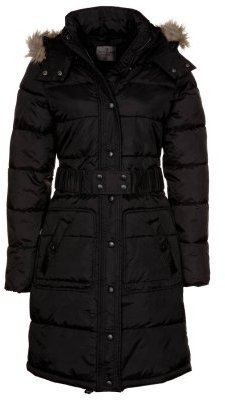 Vero Moda MUFFIN Down Coat grey