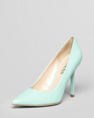 GUESS Pointed Toe Pumps - Neodan5