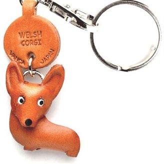 Corgi Vanca Craft Welsh Keychain