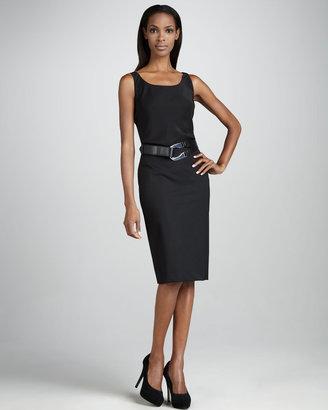 Lafayette 148 New York Slim Modern Skirt