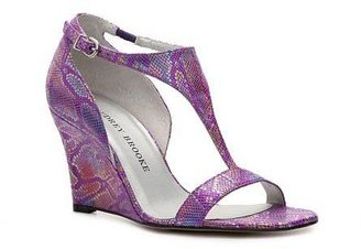 Audrey Brooke Trisha Wedge Sandal