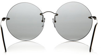 Maison Martin Margiela Verre Formé Round round-frame sunglasses