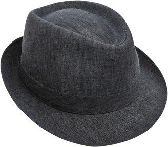 Stetson Trilby Geneva linen hat