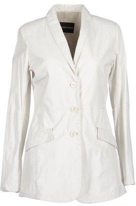 Emporio Armani Leather outerwear