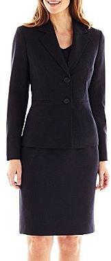 JCPenney 9 & Co.® Glazed Mélange Jacket or Dress