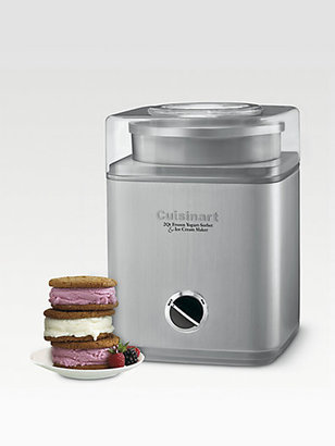 Cuisinart Pure Indulgence Frozen Yogurt-Sorbet & Ice Cream Maker